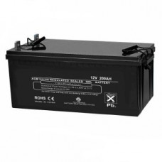Battery - Deep Cycle - 12V - 200Ah - Gel