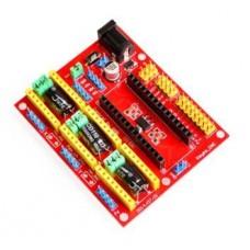 Arduino Nano CNC Shield V4 - 4 Axis