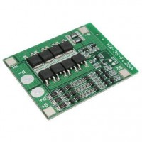 18650 BMS Battery Protection PCB - 3C - 25Amp