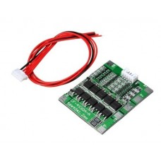 18650 BMS Battery Protection PCB - 4C - 30Amp