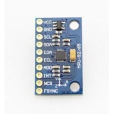 MPU9250 - 9-Axis - Accelerometer - Gyro - Magnetometer
