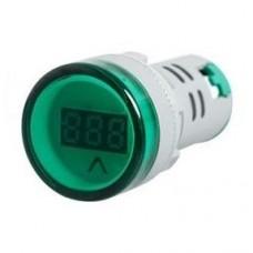 Panel Light - Voltmeter - Green - 230VAC