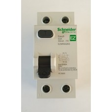 Earth Leakage - DIN - 63A - 30mA - 1PN - Easy9