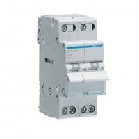 HAGAR - Changeover Switch - 2P - 40Amp - DIN