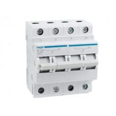 HAGAR - Changeover Switch - 2P - 63Amp - DIN