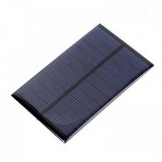 Solar Panel - 6V - 1Watt - Poly PET Cell
