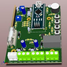 Battery Monitor Kit PCB - Forum