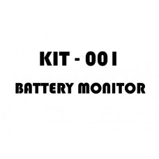 Battery Monitor Kit - Forum