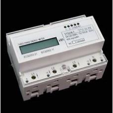Energy Meter LCD - 3 Phase - 400Volt - 10(100)Amp