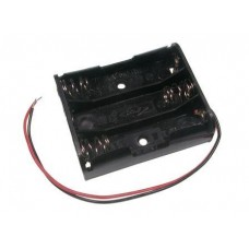 Battery - Holder - AA - 3-Cell
