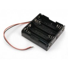 Battery - Holder - AA - 4-Cell