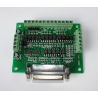 CNC Breakout Board - 6 Axis - LPT - Mach3