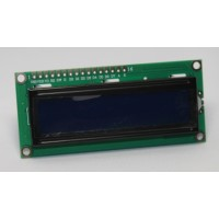 LCD Screen - 16x2 Character Display - Blue Backlight