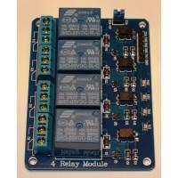 Relay Module 5V - 4 Channel