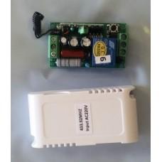Remote Receiver  - 1 Channel - 220VAC