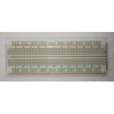 Breadboard - 830 Points - Full Size