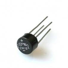 Bridge Rectifier - 2W10 - 2Amp