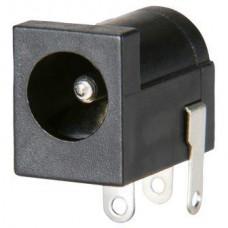 DC Power Jack - PCB - 5.5 x 2.1mm - Female