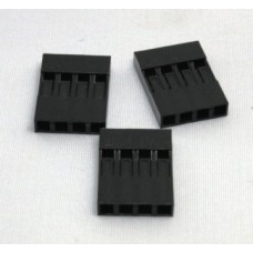 Dupont Connector Housing - 4Pin - Female