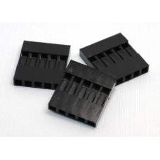 Dupont Connector Housing - 5Pin - Female