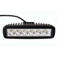 LED - 18Watt - Work/Spot Light - Rectangle