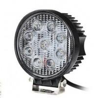LED - 27Watt - Work/Spot Light - Round