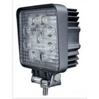 LED - 27Watt - Work/Spot Light - Square