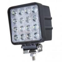 LED - 48Watt - Work/Spot Light - Square