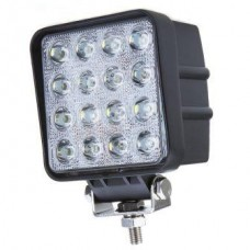 LED - 48Watt - Work/Spot Light - Square