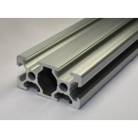 Aluminium Extrusion - Series 2040 - 20mm