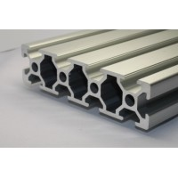 Aluminium Extrusion - Series 2080 - 20mm