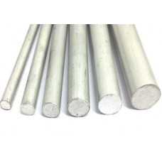 Aluminium - Round - Bar - 25mm