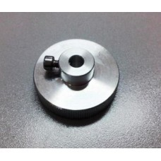 Stepper Motor - Handwheel - Nema23 - 6.35mm