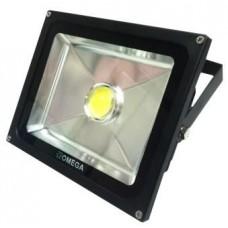 LED Flood Light - 30W - 220VAC - Lens